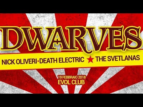 DWARVES - Speed Demon - Way Out - Evol-19-02-2018
