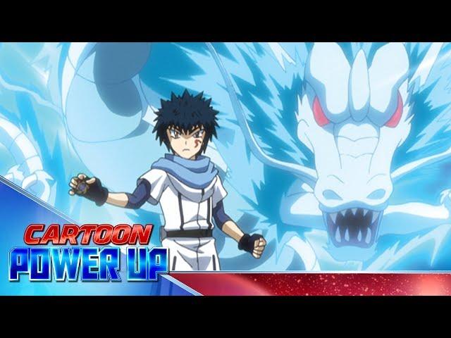 Episode 1 Beywheelz Full Episode Cartoon Power Up Youtube