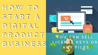 How to sell digital goods with serial / license keys | Digital product CMS