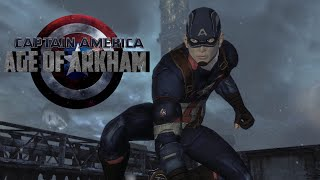 Captain America; Age Of Arkham