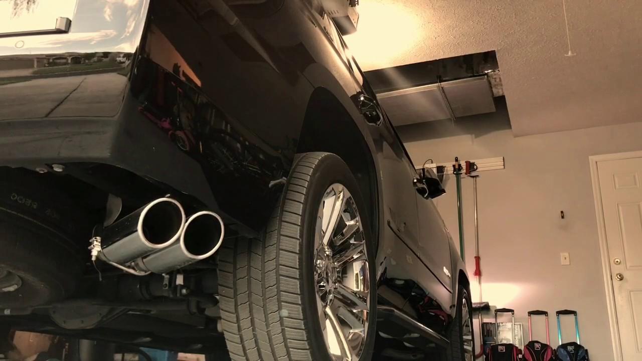 2015 tahoe ltz with borla cat exhaust