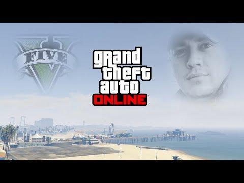 GTA V Online - #3 - The First Job !
