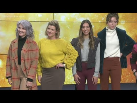 [VIDEO] - Fall fashion show brings West Michigan boutiques together 2
