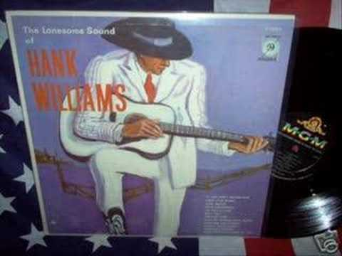 THE  OLD  HOME  by  HANK  WILLIAMS