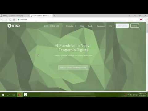 Como Convertir Tus Bitcoins A Pesos Mexicanos Con BITSO