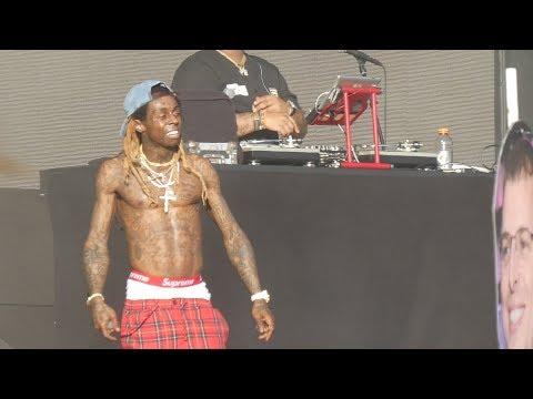 """#2 Set of Songs"" Lil Wayne@Firefly Festival Dover, DE 6/16/18"