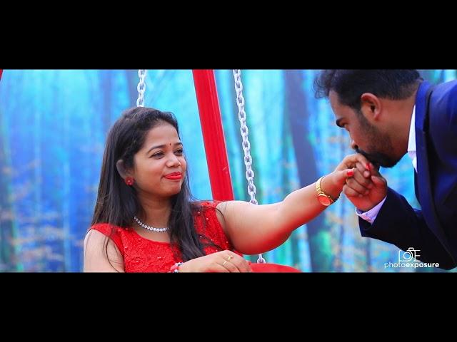 Gowtham Weds Harivanditha Pre-Wedding Song #Photoexposure
