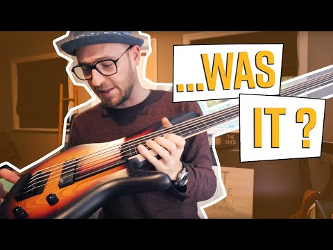 The Best Fretless Bass I've Played? Maybe.