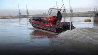 OXE Diesel 200HP Outboard, Cheetah Catamaran & Marine Harvest Polarcirkel 785