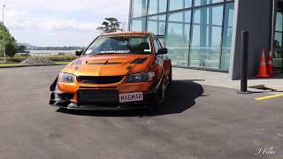 700HP widebody Evo VII Feature