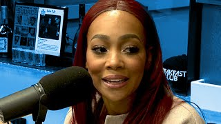 Monica Interview at The Breakfast Club Power 105.1 (12/16/2015)