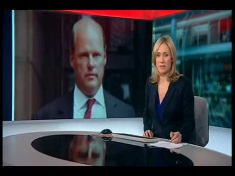 RBS gives CEO £1m in share options ! BBC 1 - 1pm News 27 January 2012