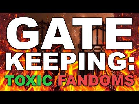 Toxic Fandom: Gatekeeping