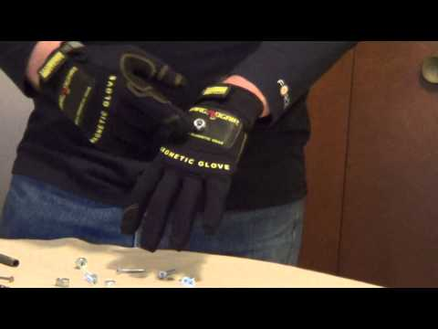 Work Gloves – Magnetic Work Gloves