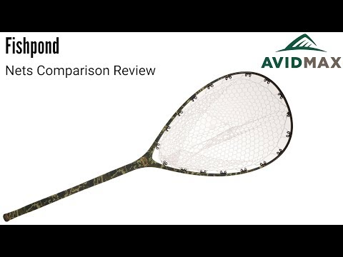 Fishpond Nets Comparison Review | AvidMax