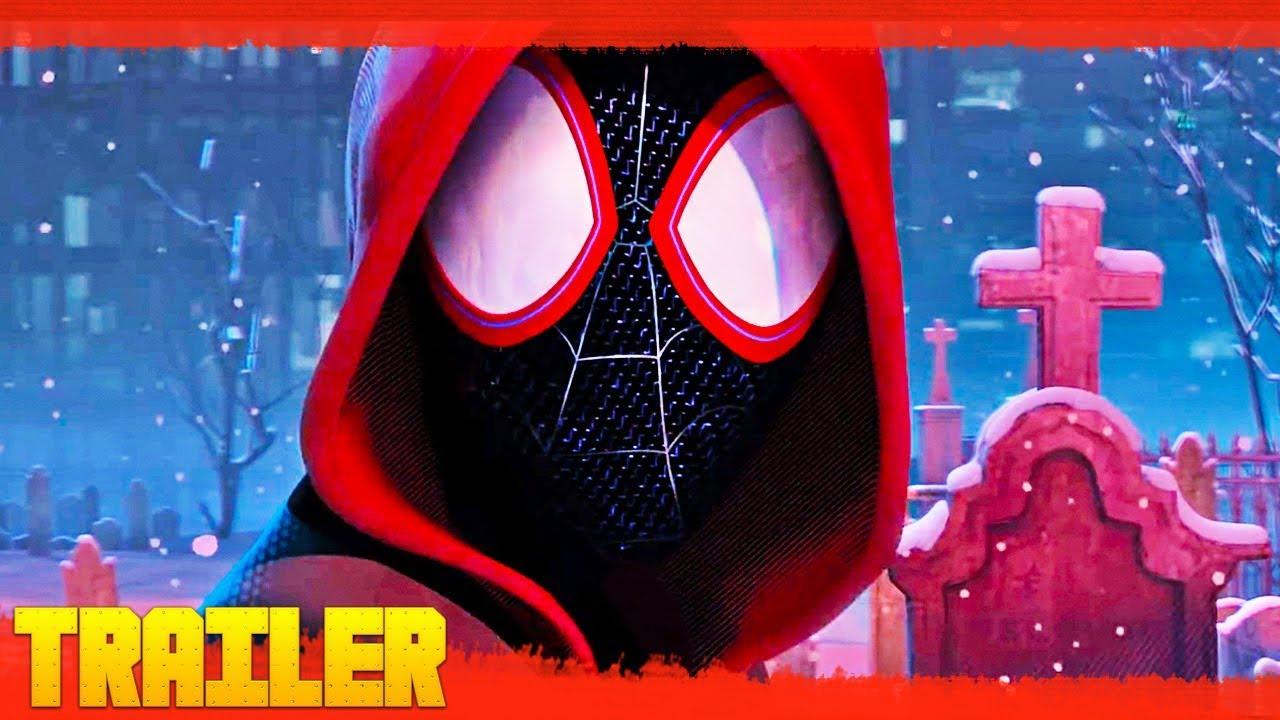 Spider Man Un Nuevo Universo 2018 Tráiler Oficial Español Youtube