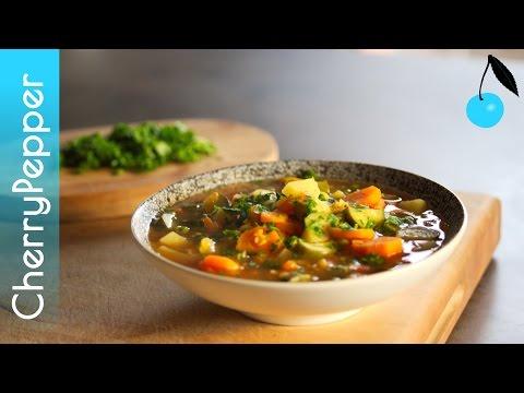 soupe-épicée-aux-légumes-&-lentilles-corail---recette-végétalienne-/-vegan-/-végane