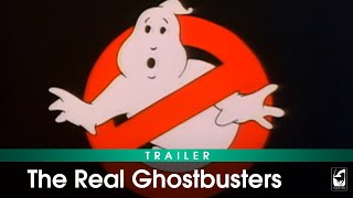 The Real Ghostbusters Box 1 (DVD Trailer)