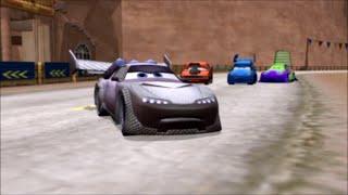 Cars 1 Story Mode Boost Boss Race Gameplay Walkthrough HD