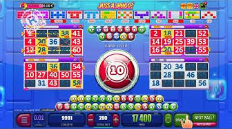 Just A Bingo - new casino game from BELATRA !!! 17 400 credits !!! WIN in online casino