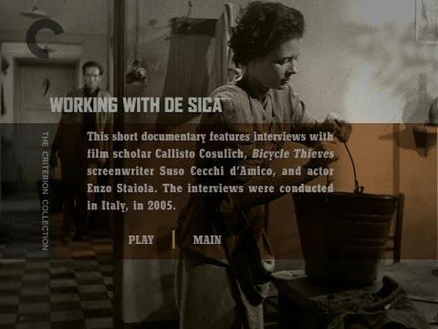 Working with De Sica / A documentary by Johanna Schiller (2005)