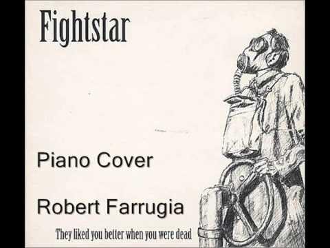 Fightstar- Mono (piano cover)