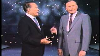 Bob Hope and Neil Armstrong