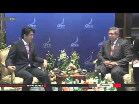 Japan, Indonesia agree on maritime disputes