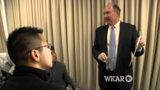 John R. Hollenbeck | University Distinguished Professor 2011 | MSU | WKAR PBS