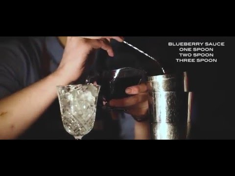 "Friends Cocktail Cup 2016 ""Back Widow""  Alexseev Sergey ""Gatsby Cafe &bar"""
