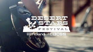 Desert Stars Festival 2015