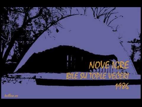NOVE IGRE - Tople večeri 1986