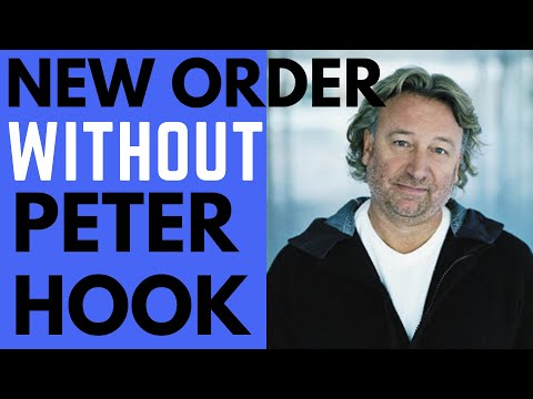 New Order WITHOUT Peter Hook