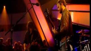 Kings of Leon - Radioactive, Pyro - Jools Holland Later 1of2