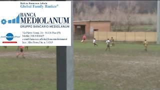 Highlights Atl. Etruria - Aud. Galluzzo 1-0 25^ giornata Promozione