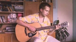 Quimby - Most múlik pontosan (fingerstyle guitar cover)