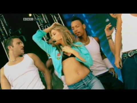 Holly Valance - One Big Sunday   Kiss Kiss Live 15 09 02