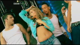 Holly Valance - One Big Sunday   Kiss Kiss Live 15 09 02