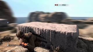 Sniper Elite V2 (Xbox 360) - Online Multiplayer 2018