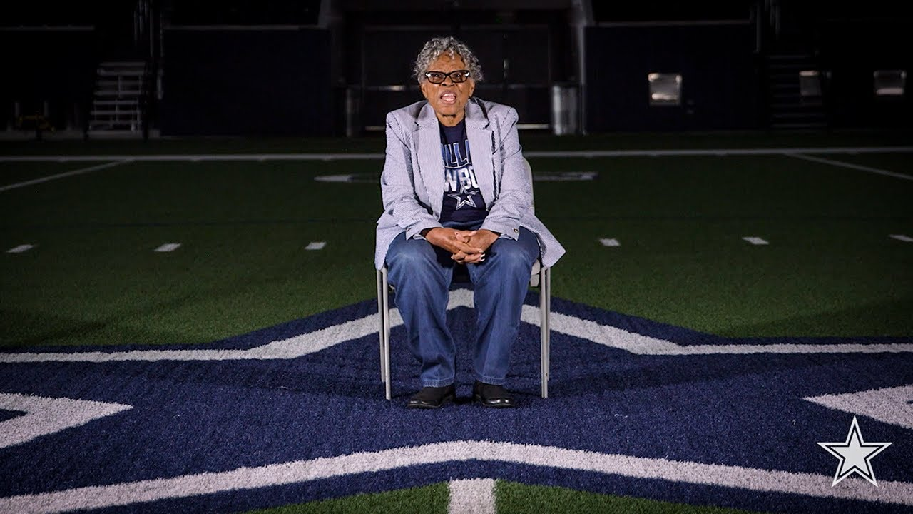Opal Lee & Cowboys Family on What Juneteenth Means to Them | Dallas Cowboys 2021