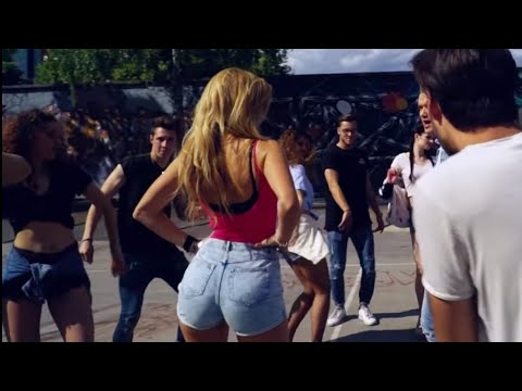 Lidija Bacic Lille & Luka Basi - Solo (official video 2017 HD)