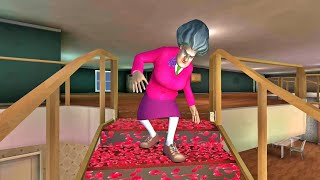 Scary Teacher 3D New Update New Levels Catwalk Catastrophe (Android,iOS)