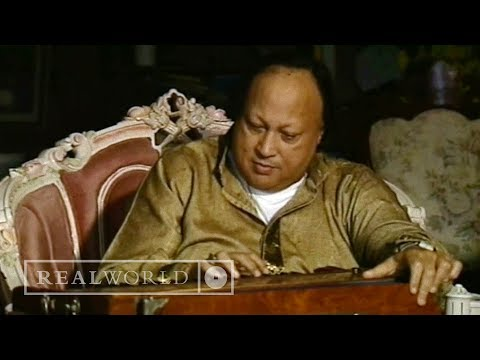 Nusrat Fateh Ali Khan & Michael Brook - Longing (Official Video)