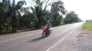 Одиночный поход на скутере через весь Таиланд. Самуи - Пай. Эпизод 27.