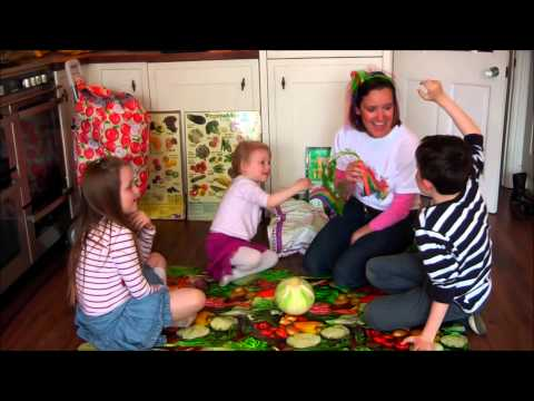 I Know Why It's Yum Mum - Healthy Eating Workshop For Kids