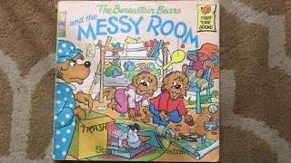 LIVE: The Berenstain Bears and the Messy Room (by Stan and Jan Berenstain)