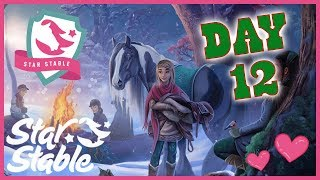 Star Stable Online Holiday Calendar 2019 Day 12 FREE SSO CODE!