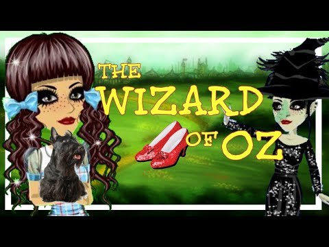 Creating Dorothy & The Wicked Witch from The Wizard of Oz