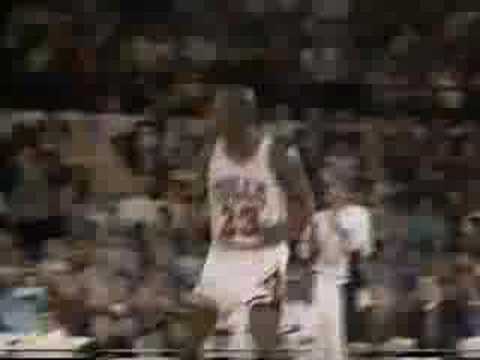 Michael Jordan 1988: 43pts vs Cavs