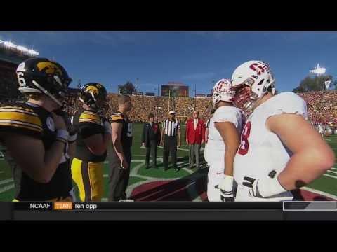 2015 Rose Bowl - #6 Stanford vs. #5 Iowa (HD)